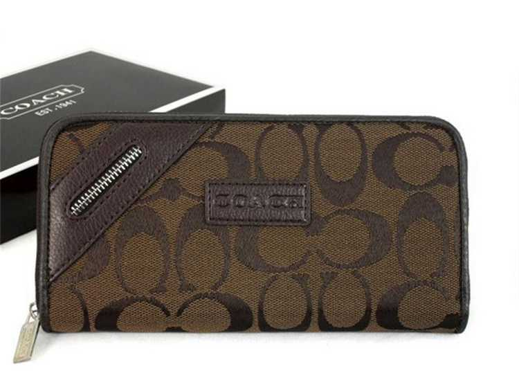 Coach Wallets Style:178