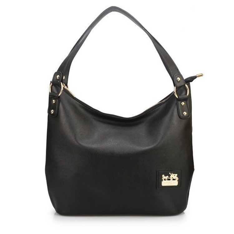 Coach Hobo Black Bag