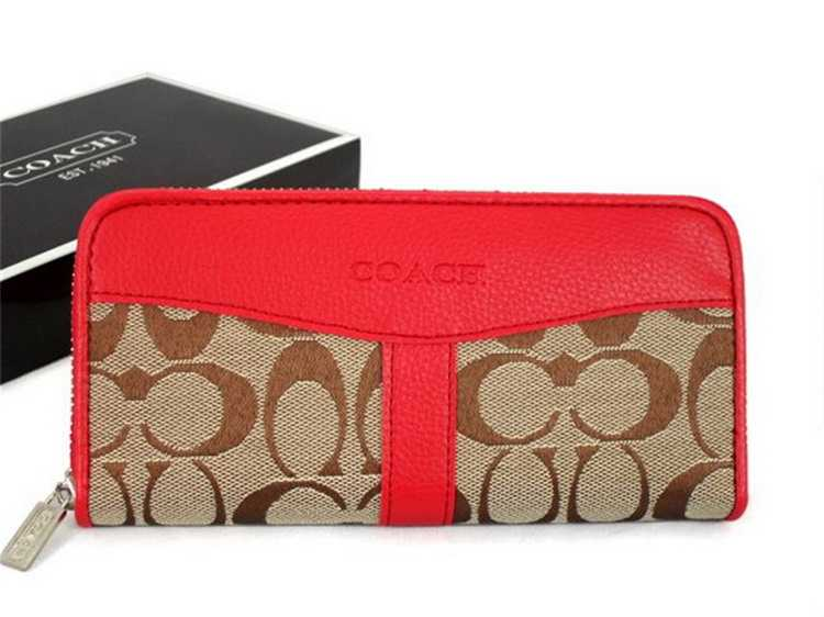 Coach Wallets Style:183