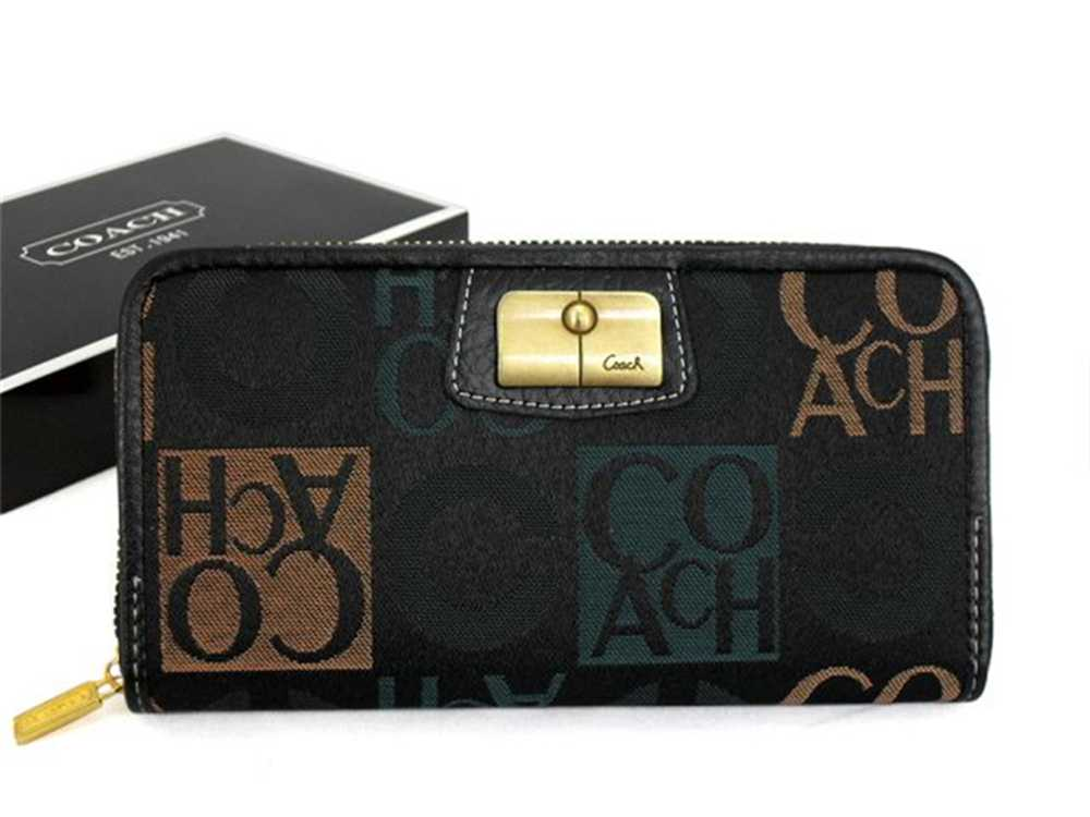Coach Wallets Style:188