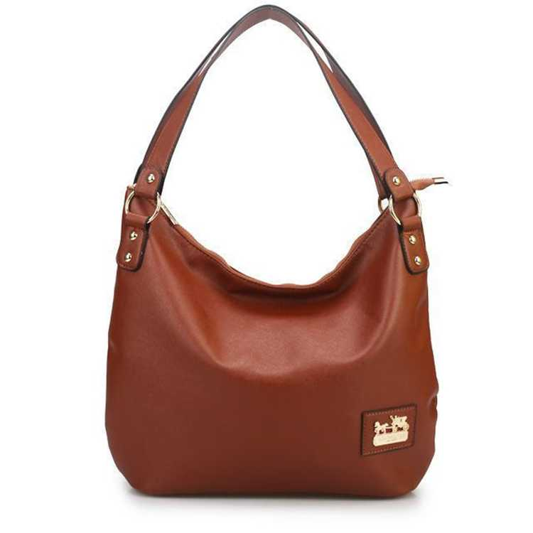 Coach Hobo Bag Brown