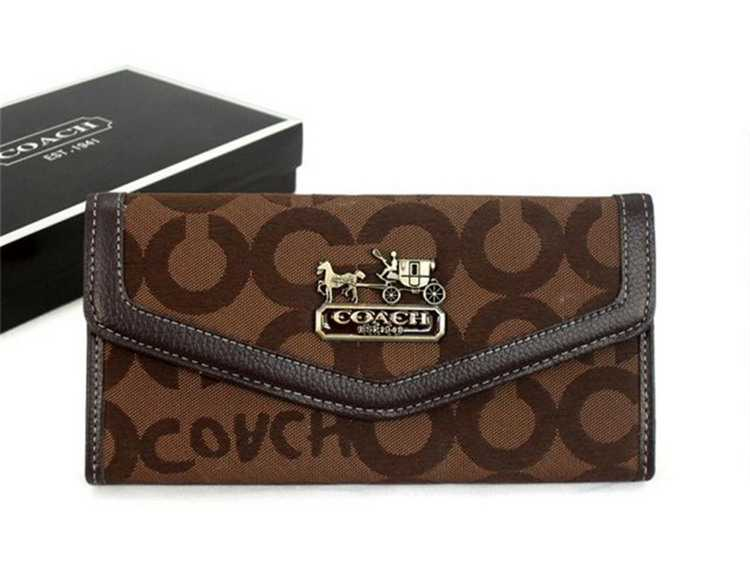 Coach Wallets Style:195