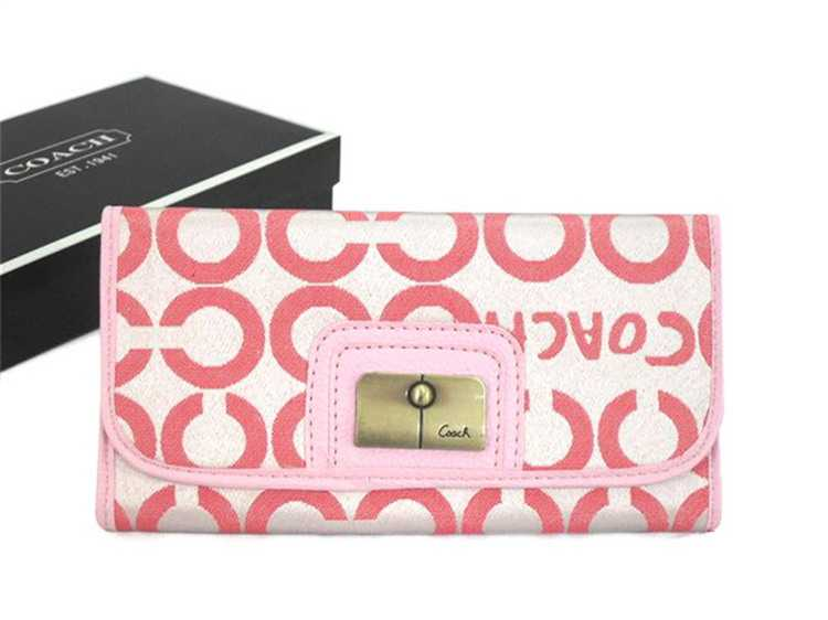 Coach Wallets Style:201