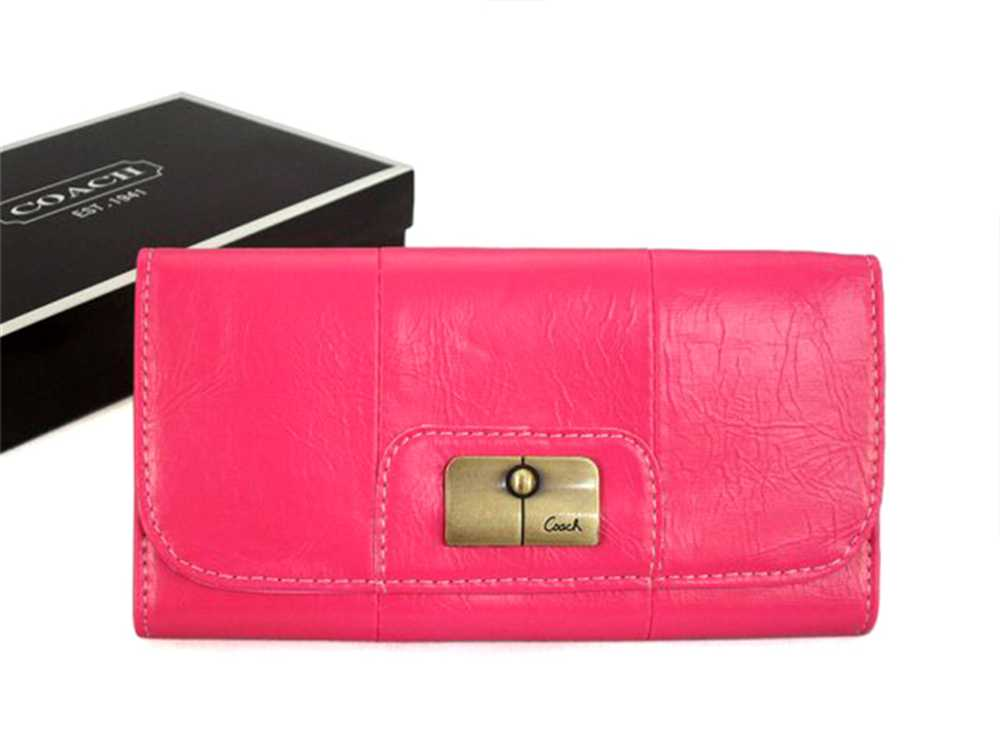 Coach Wallets Style:205