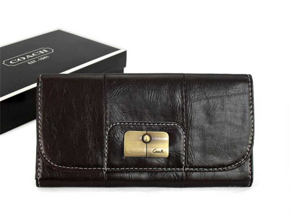Coach Wallets Style:206