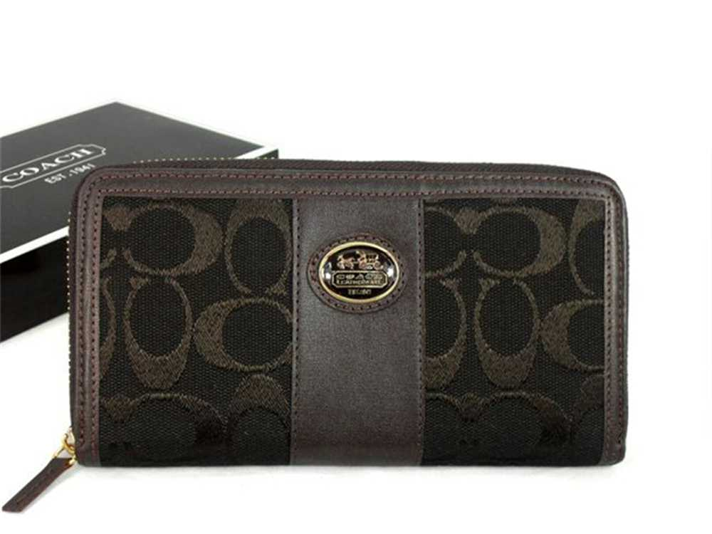 Coach Wallets Style:207