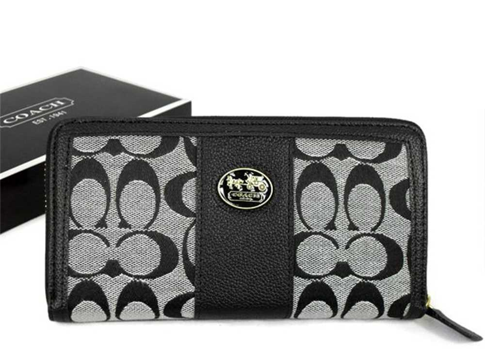 Coach Wallets Style:208