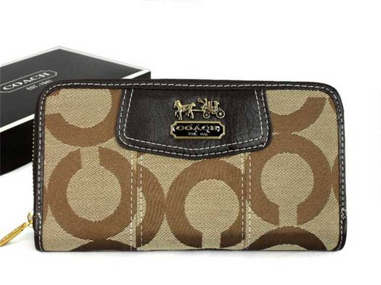 Coach Wallets Style:220