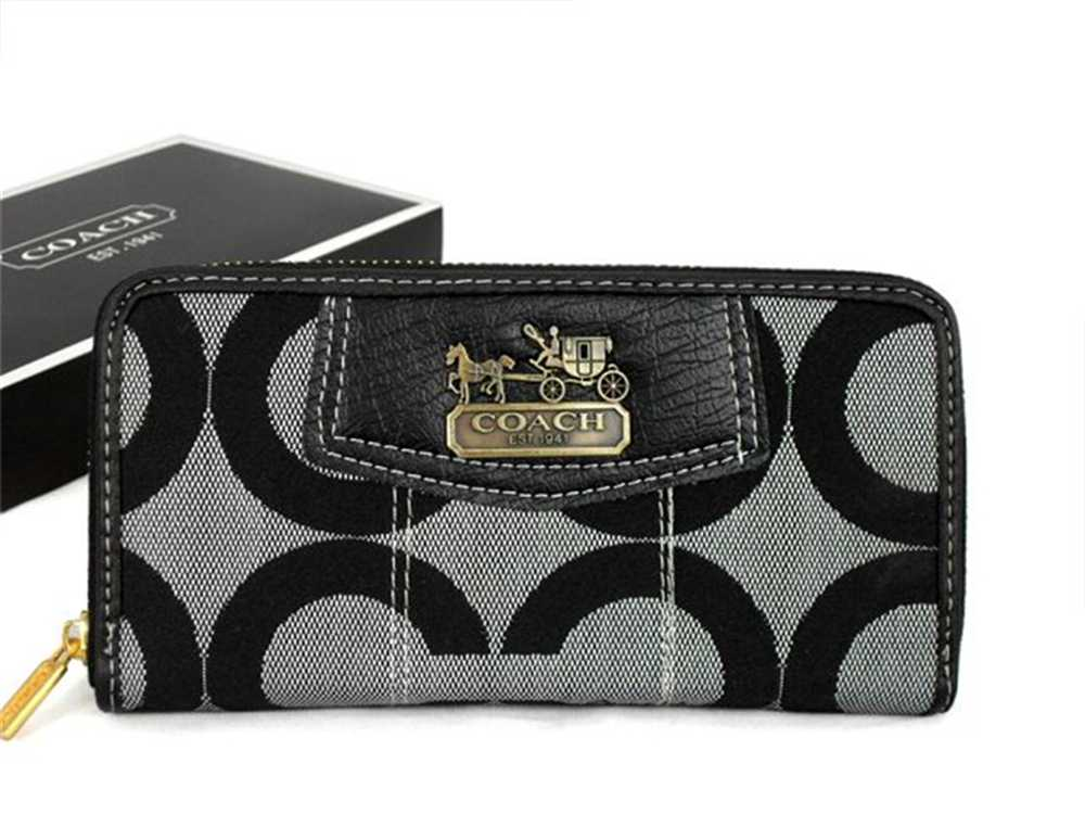 Coach Wallets Style:222