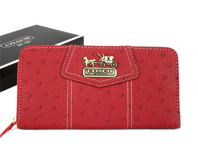 Coach Wallets Style:224