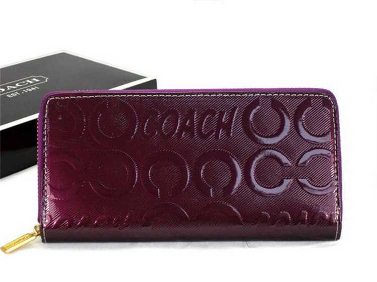 Coach Wallets Style:237