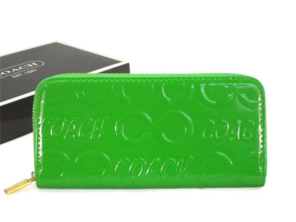 Coach Wallets Style:242