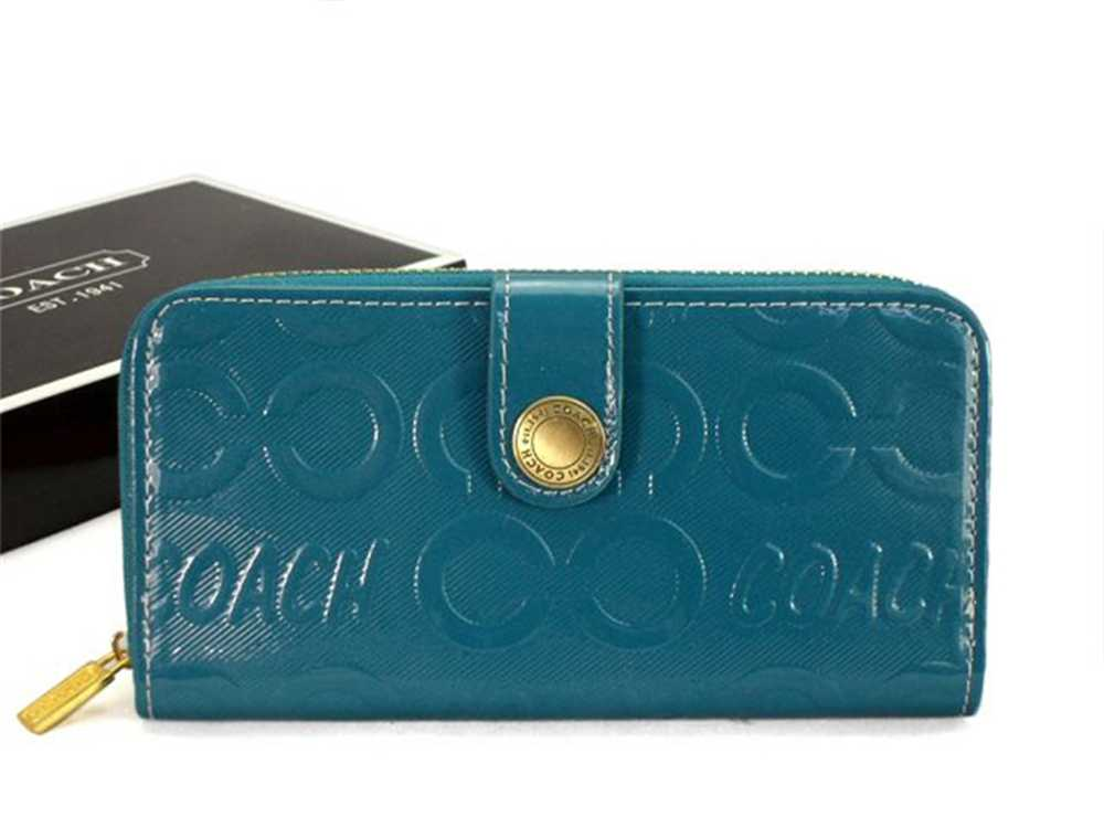 Coach Wallets Style:253