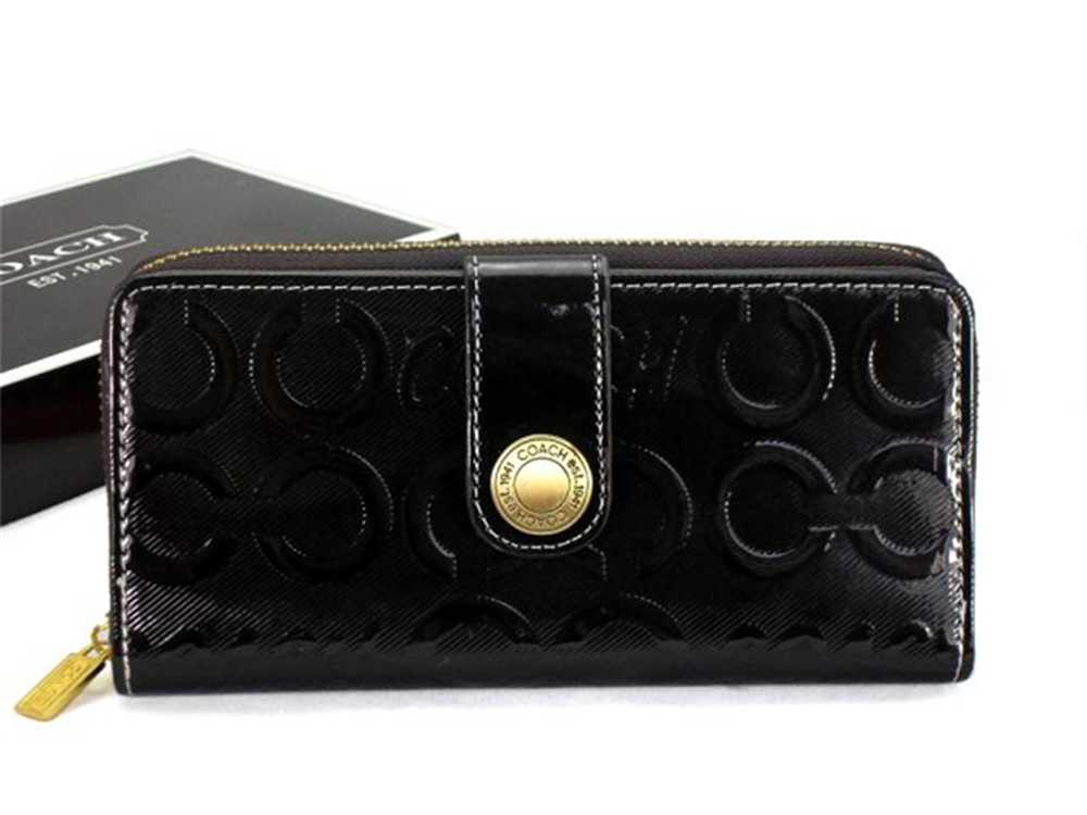 Coach Wallets Style:254