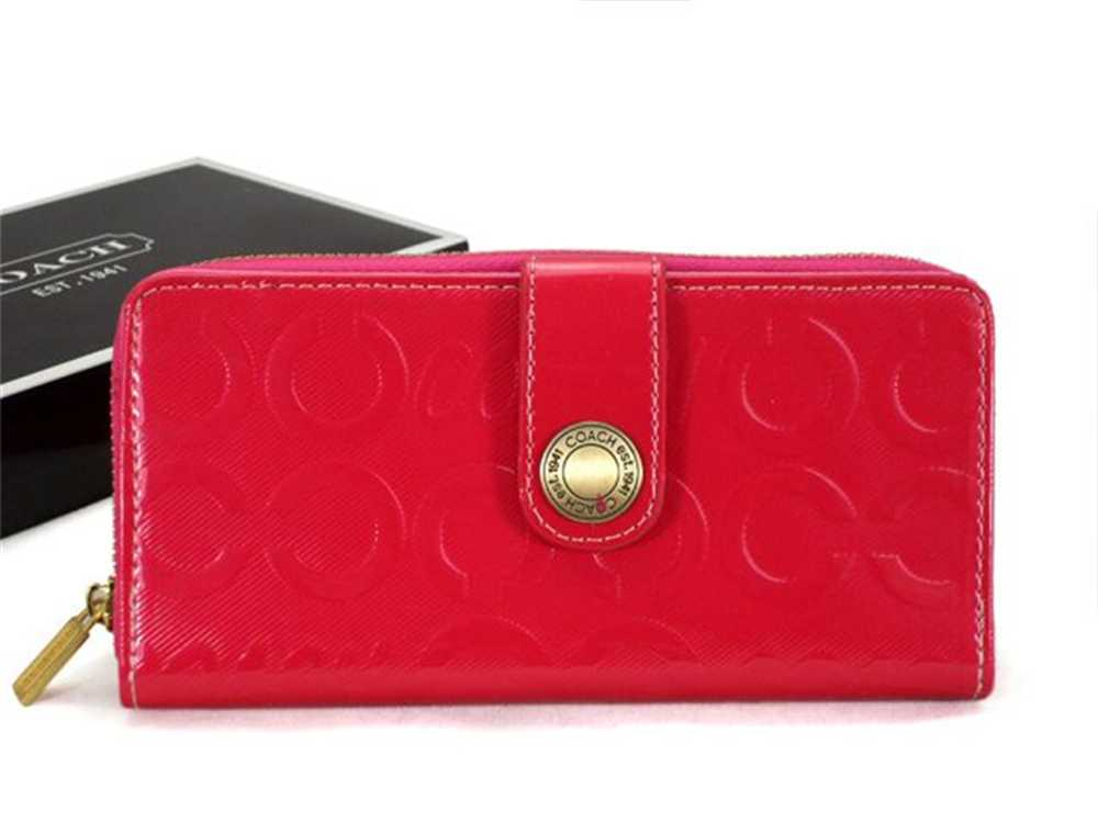 Coach Wallets Style:255