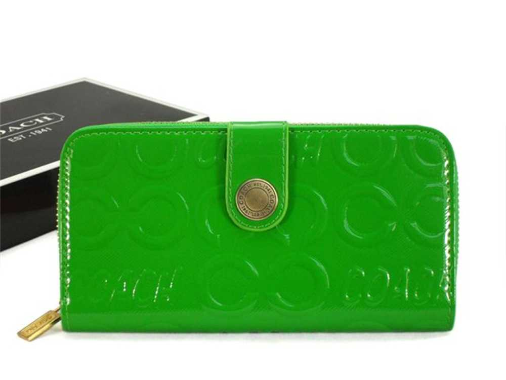 Coach Wallets Style:258