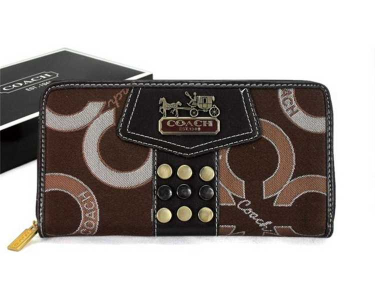 Coach Wallets Style:262
