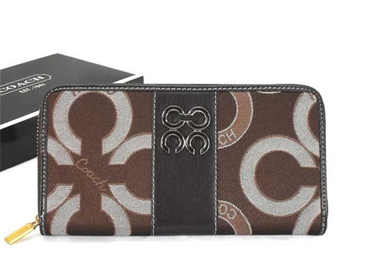 Coach Wallets Style:263