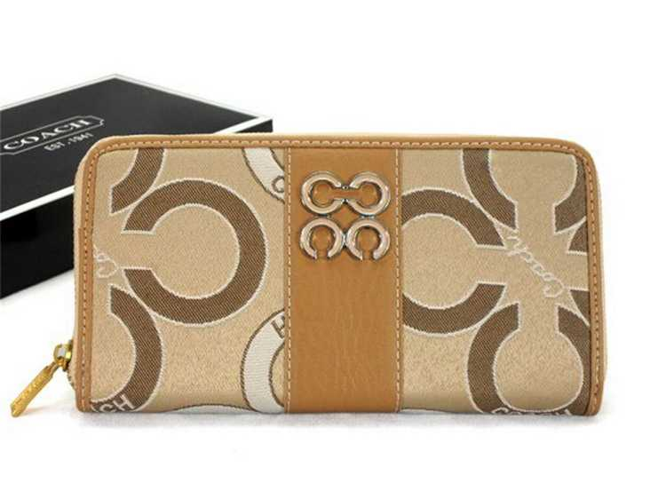 Coach Wallets Style:267