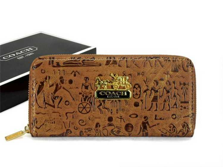 Coach Wallets Style:269