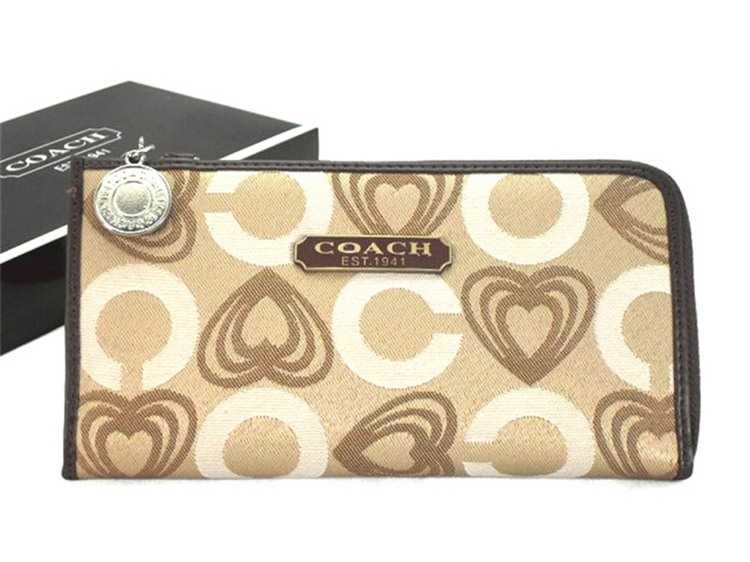 Coach Wallets Style:278
