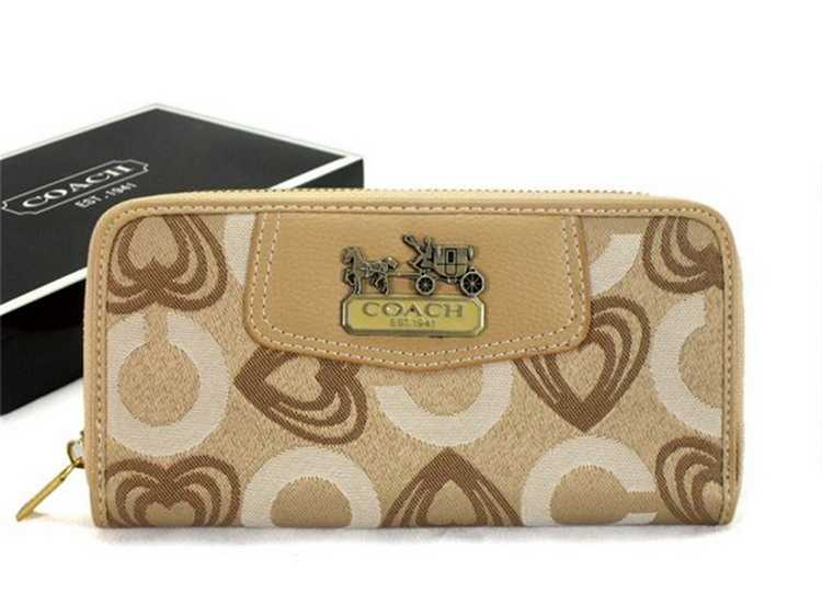 Coach Wallets Style:288