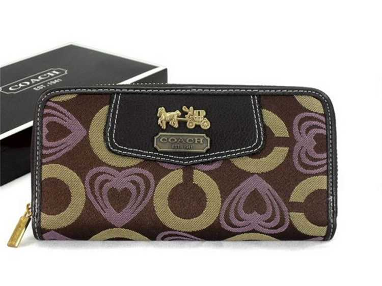 Coach Wallets Style:289