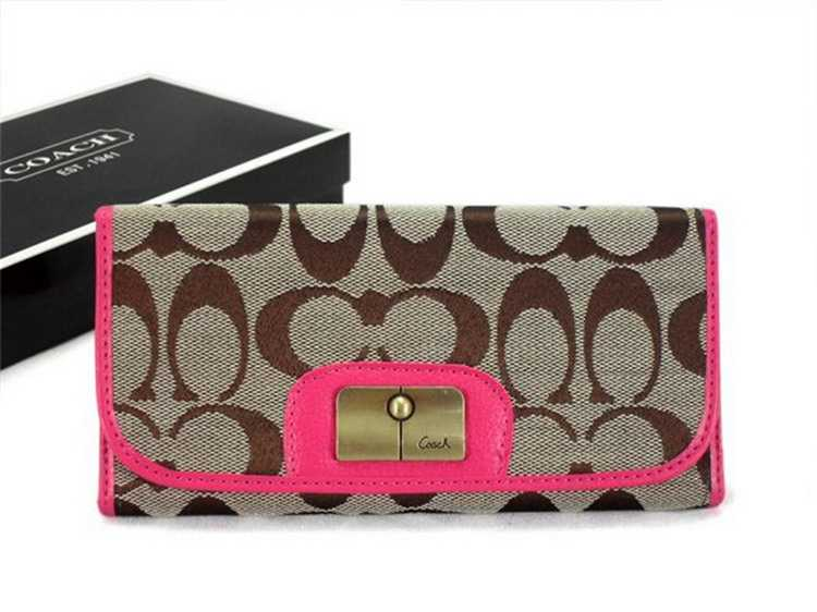Coach Wallets Style:292