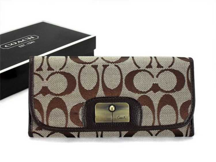 Coach Wallets Style:293