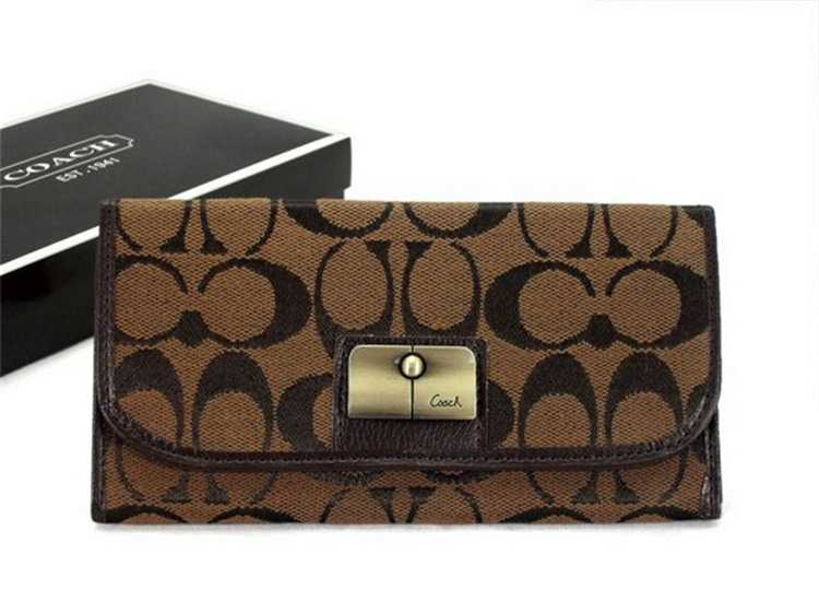 Coach Wallets Style:294