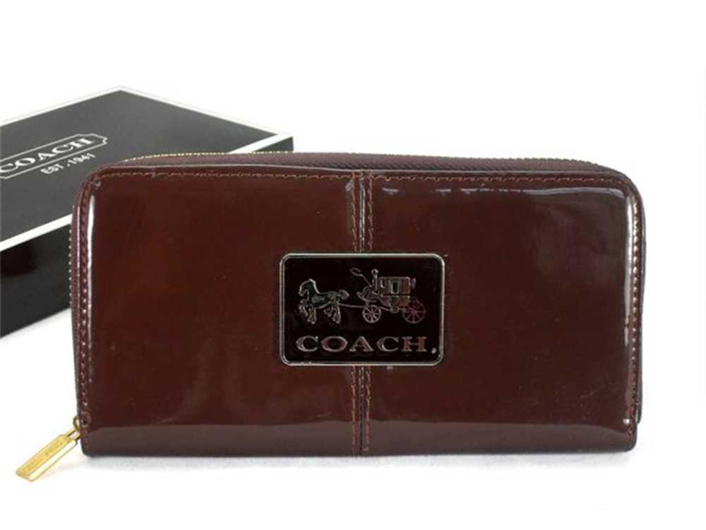 Coach Wallets Style:302