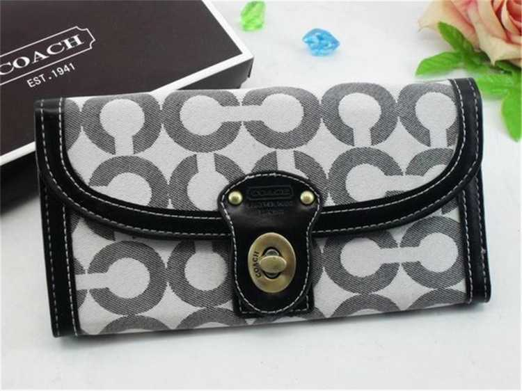 Coach Wallets Style:304