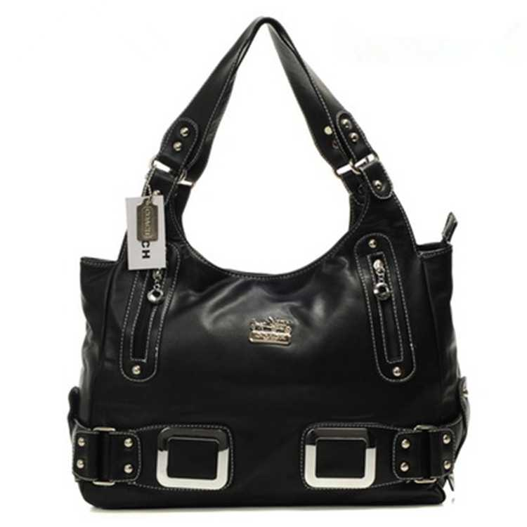 Coach Madison Bag Black