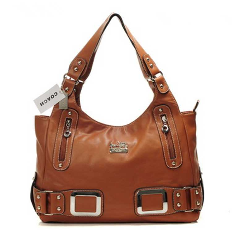 Coach Madison Bag Khaki