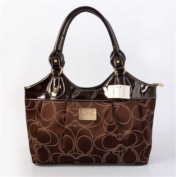 Coach Madison Chocolate Bag