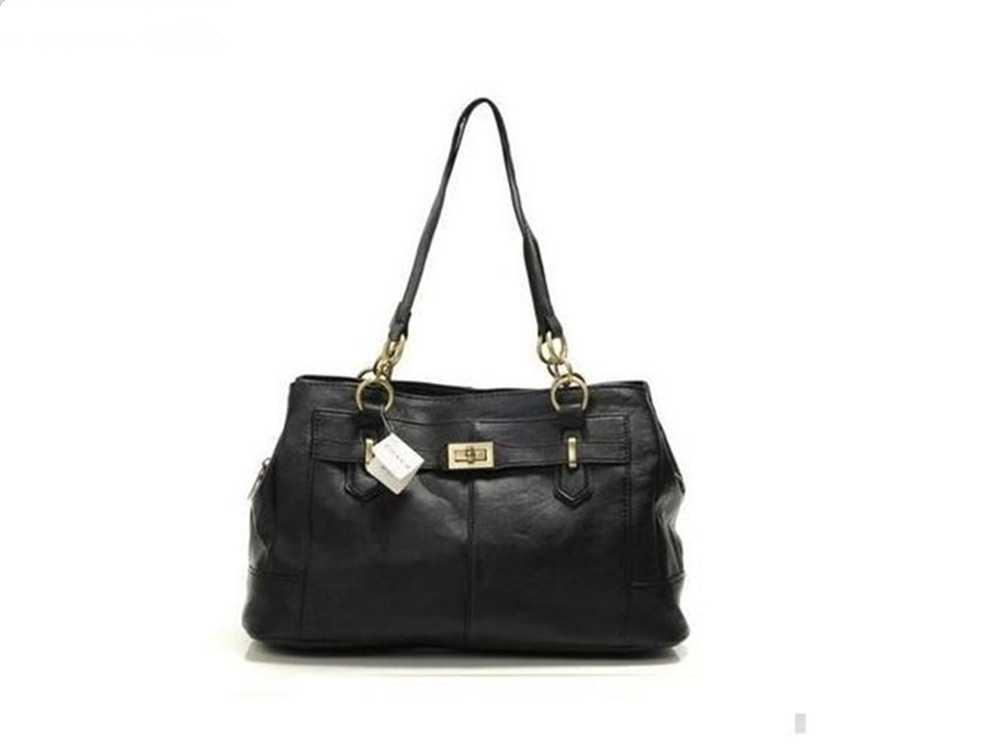 Coach Black Mini Bag