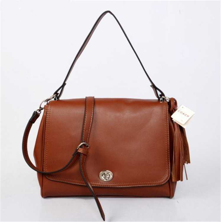 Coach Coffee Mini Bag