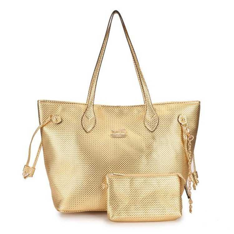 Golden Poppy Handbag Coach