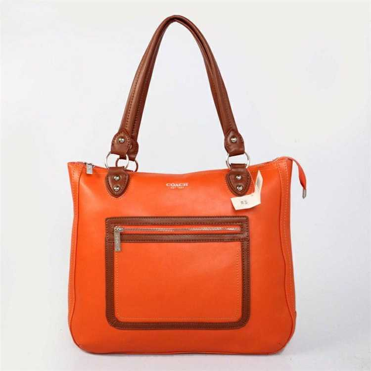 Coach Red Poppy Bag