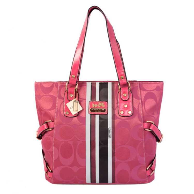 Coach Poppy Pink Bag