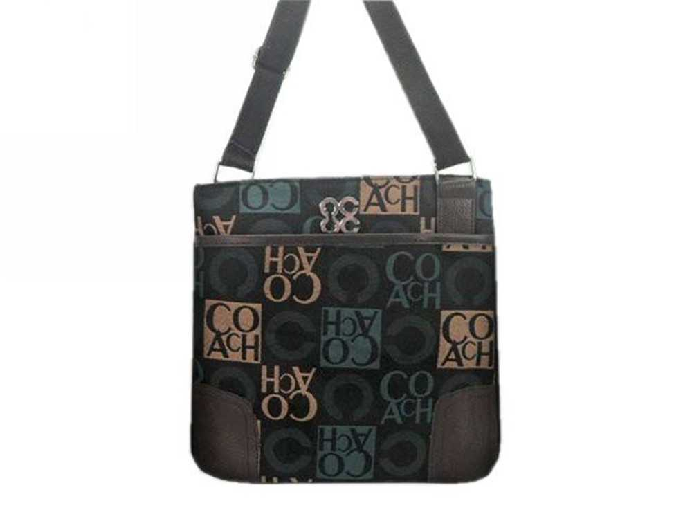 Coach Shoulder Brown Bag