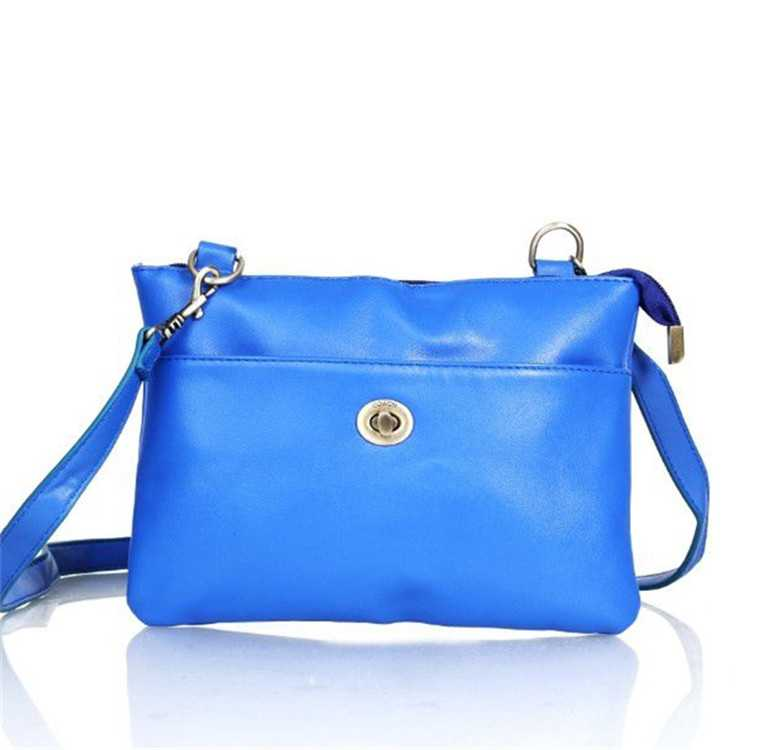 Shoulder Bag Blue Coach