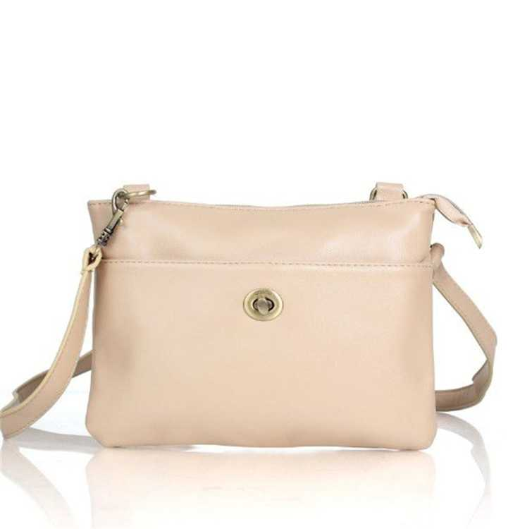 Shoulder Bag Beige Coach