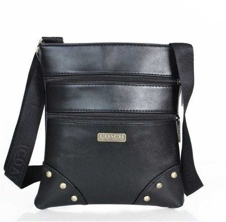 Shoulder Bags Coach Black