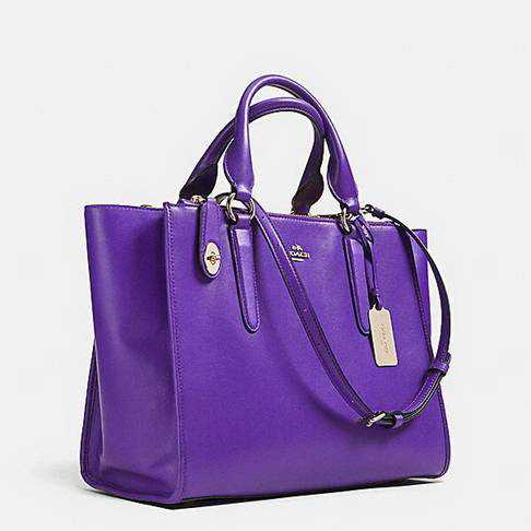 2017 Authentic Coach Purple Totes Handbags