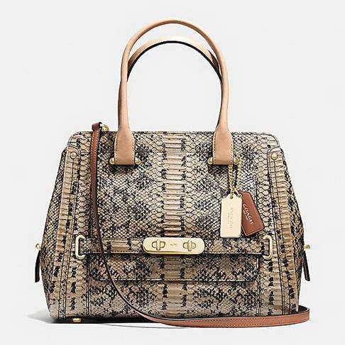 2017 Authentic Coach Apricot Totes Handbags