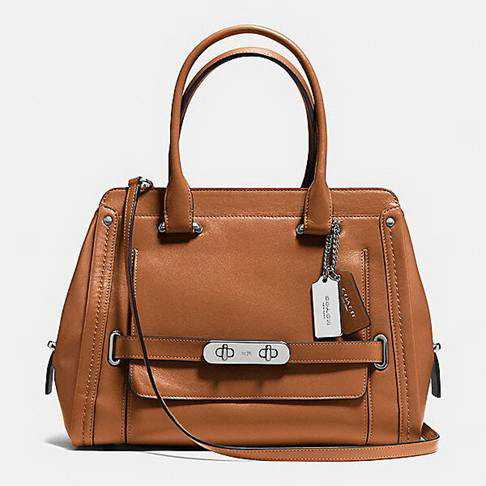 2017 Authentic Coach Brown Totes Handbags