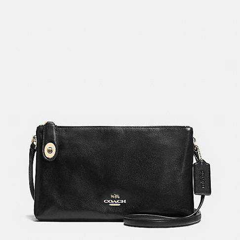 2017 Authentic Coach Black Clutches Handbags