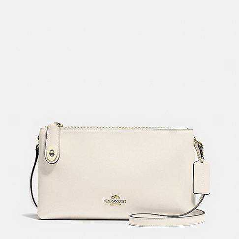 2017 Authentic Coach White Clutches Handbags