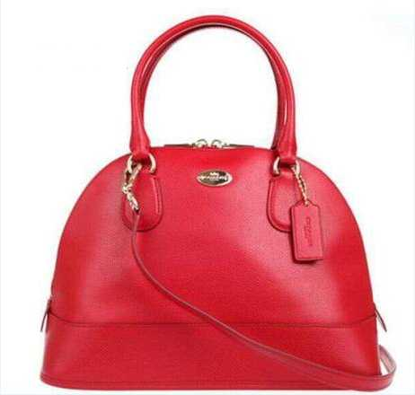 2017 Authentic Coach Red Totes Handbags